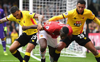 Mazzarri 'very happy' about Holebas-Capoue row