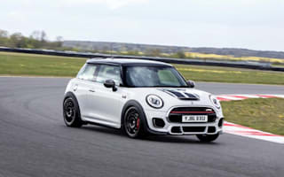 First Drive: Mini John Cooper Works Challenge