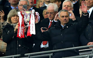 It is not easy to keep winning - Mourinho emotional after Manchester United success
