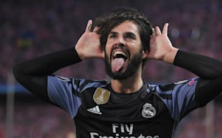 Isco's Champions League strike makes history for Real Madrid