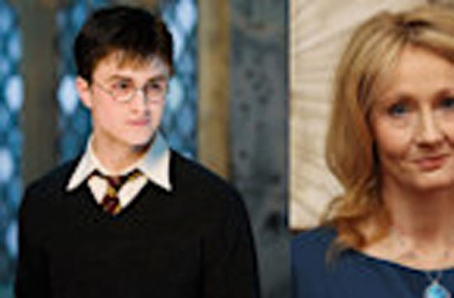 J.K. Rowling Reveals There Were TWO Harry Potters