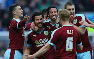 Preston North End 0 Burnley 1: Barton edges Dyche's men closer to promotion