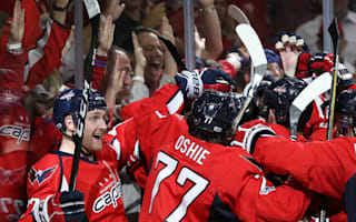 Stanley Cup playoffs three stars: Capitals survive against Leafs