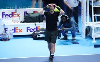 'It's something I never expected' - Murray revels in landmark win
