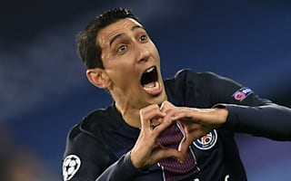 Paris Saint-Germain 4 Barcelona 0: Birthday boy Di Maria at the double to tear Barca apart