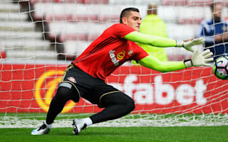 Moyes 'worried' about Mannone elbow injury