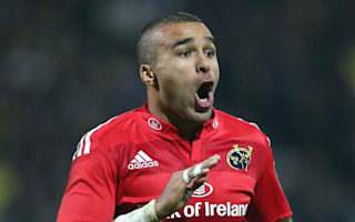 Munster lose injured Zebo and sign Taute