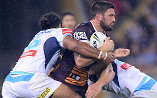 Gillett avoids surgery, cleared for Four Nations