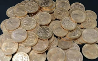 Pensioner finds suitcase of gold and silver behind the sofa