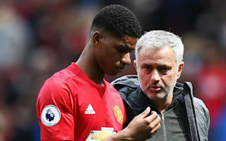 Rashford loving life under Mourinho