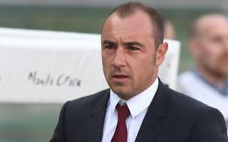 Brocchi takes responsibility for Milan defeat