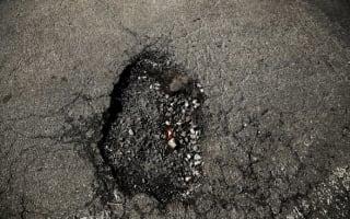 Pothole claims soar but average payouts drop