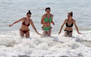 Britain continues to sizzle in record temperatures
