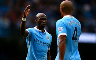 Sagna backs Mangala in Kompany absence