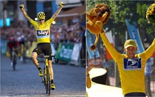 Lance Armstrong has no legacy - Froome