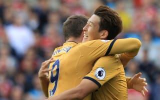 Middlesbrough 1 Tottenham 2: Son shines for Spurs