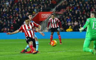 Southampton 1 West Ham 0: Yoshida earns win for 10-man Saints