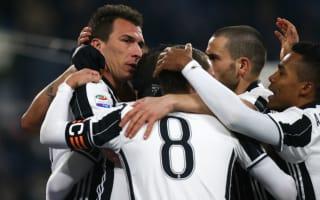 Juventus 2 Empoli 0: Champions cruise to 10-point gap at summit