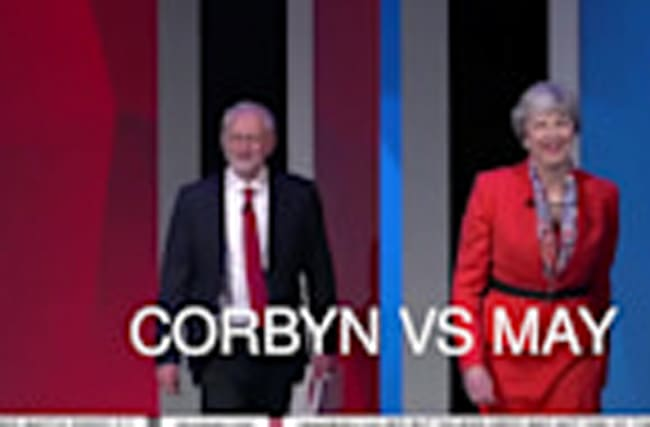 Election 2017: TV leaders debate highlights