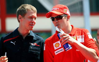 Vettel: Raikkonen could be 'serious' title opponent