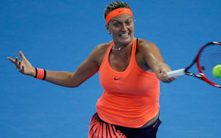 Kvitova withdraws from Hopman Cup
