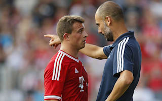 Shaqiri: Guardiola won't tell you why you've been benched