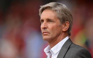 Jose Riga returns as Charlton boss