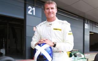 Formula One star David Coulthard slapped with £105 speeding fine