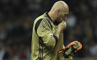Abbiati bids adieu to Milan after disappointing loss