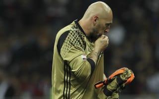 Abbiati bids adieu to Milan after disappointing loss