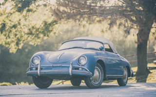1957 Porsche Speedster barn find could fetch $250k at auction