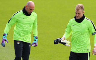 Guardiola leaves out Hart for City opener