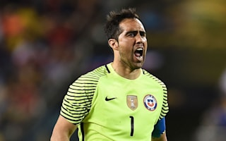Injured Bravo to miss Confederations Cup opener