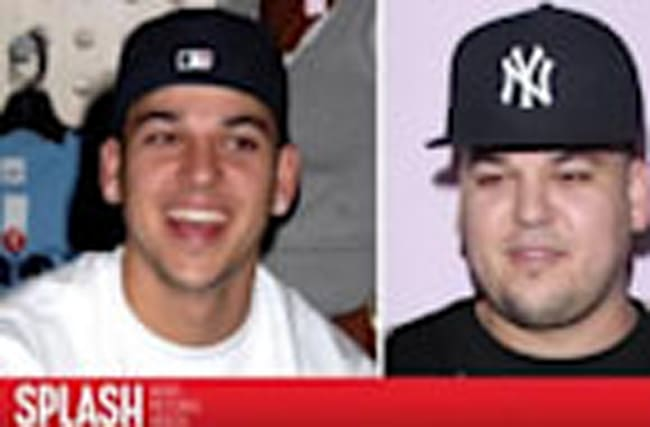 Rob Kardashian: Through The Years