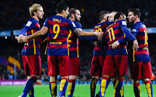 Barcelona v Granada: Champions eye top spot after feisty Copa derby