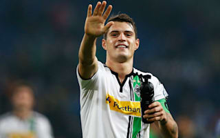 Xhaka proud to complete 'dream' Arsenal move