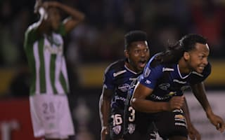 Independiente del Valle 1 Atletico Nacional 1: Mina salvages late draw in first leg