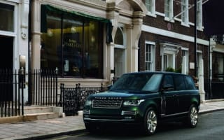 Land Rover SVO unveils its 'most luxurious SUV ever'