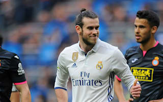 Bale eyes top form and titles after scoring on Real Madrid comeback
