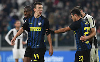 Inter hit out at Juventus as refereeing squabble continues