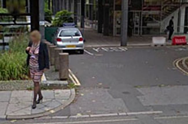 Man astounded at what he found on Google Maps