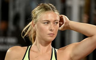 Sharapova should miss French Open and Wimbledon - Radwanska
