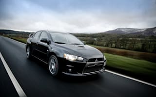 Mitsubishi planning to re-introduce Evo to UK