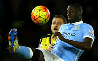 Mancini lauds reported Inter targets Toure and Lavezzi