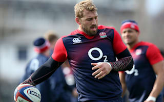 England's Robshaw could miss Six Nations