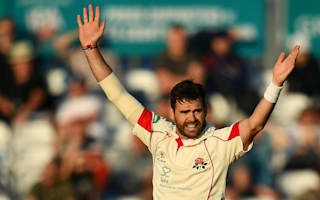 Injury concern for England as Anderson pulls up