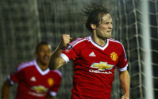 Derby County 1 Manchester United 3: Rooney, Blind and Mata boost Van Gaal