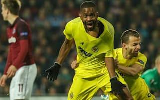 Sparta Prague 2 Villarreal 4 (3-6 agg): Another Bakambu double helps visitors into the semis