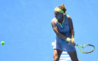 Kuznetsova starts Sydney title defence with comfortable win