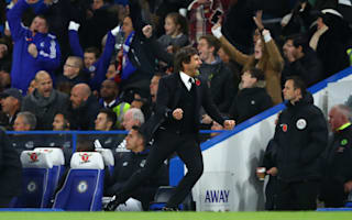 Conte not interested in Chelsea's title rivals